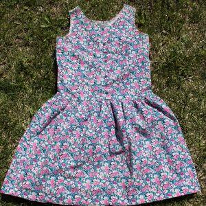 Pepperhill | Vintage 90's Floral Sleeveless Dress